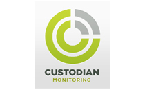 Custodian monitoring logo