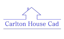 Carlton House CAD logo