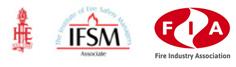 IFE IFSM & FIA logos