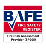 BAFE Fire Safety Register - Fire Risk Assessment Provider (SP205)
