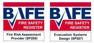 BAFE 205 & BAFE 207 accreditations